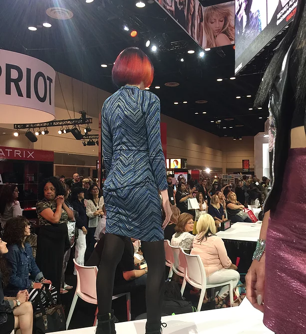 Shear Sailing Hair Salon at the Premiere Orlando Hair Show 2017