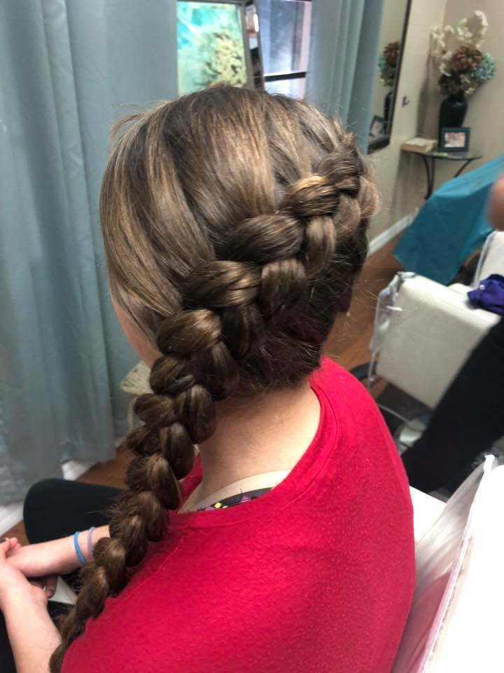 Dutch Braid Hair Braiding Englewood FL