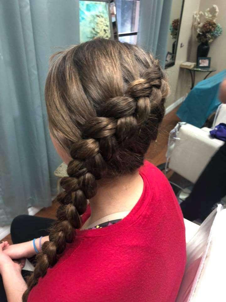 Dutch Braid Hair Braiding Englewood FL