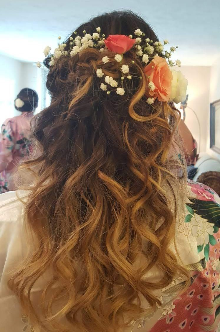 Shear Sailing Bridal Packages Hair and Makeup for Alanas Wedding 01