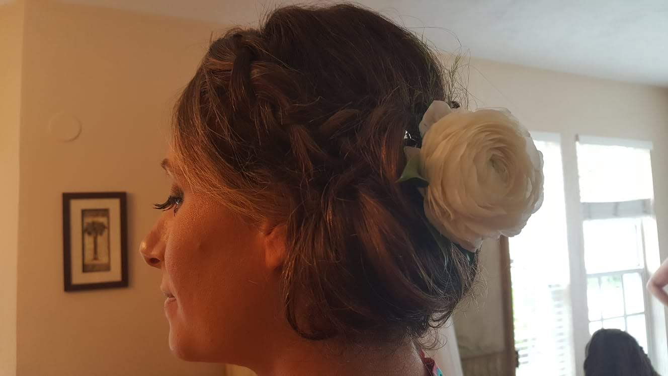 Shear Sailing Bridal Packages Hair and Makeup for Alanas Wedding 04