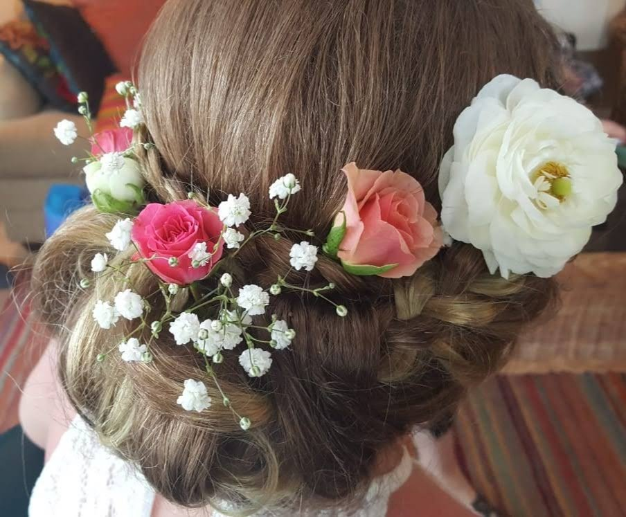 Shear Sailing Bridal Packages Hair and Makeup for Alanas Wedding 0a