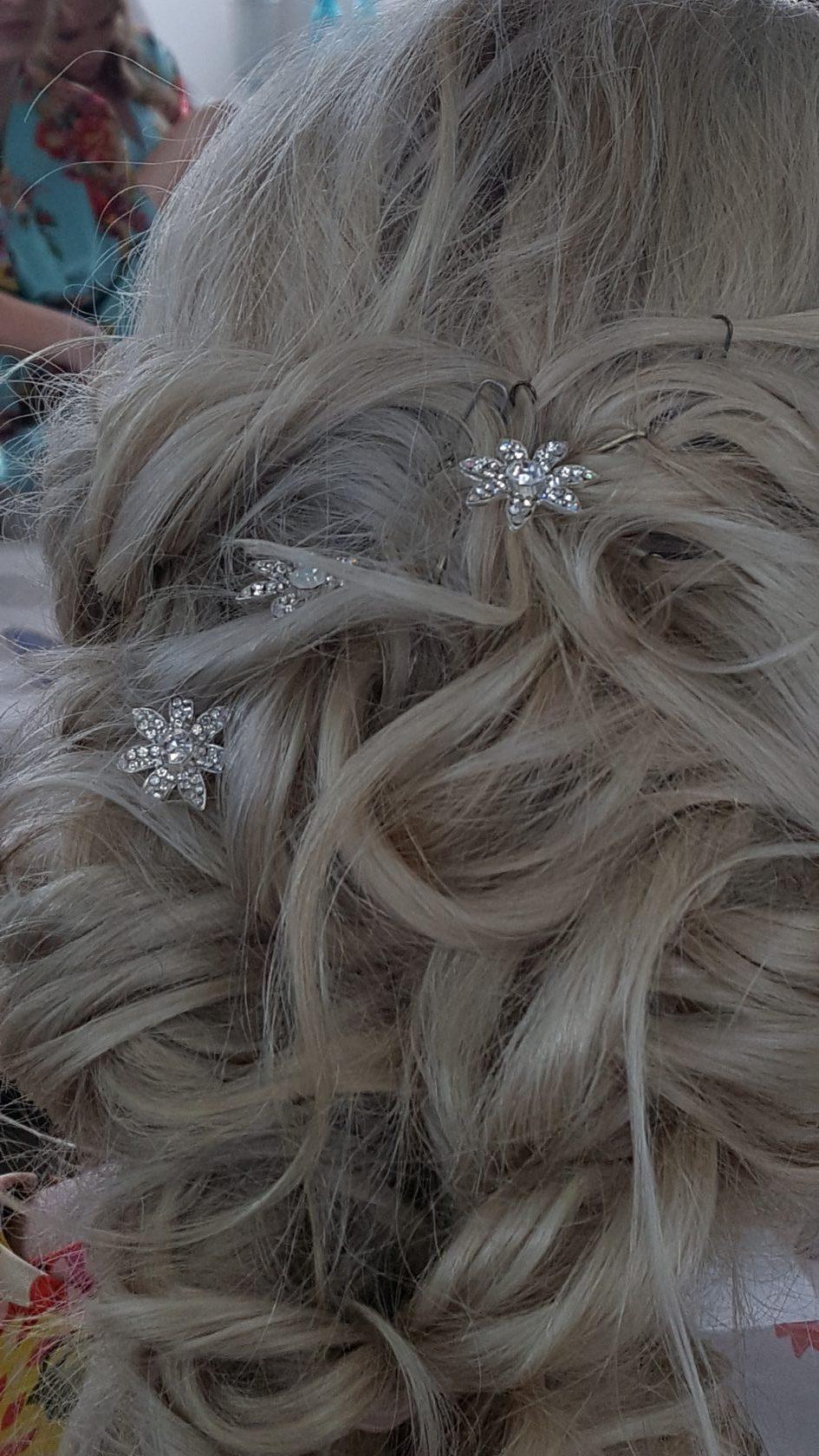 Shear Sailing Hair Salon Bridal Party Pre-Wedding Hair Services Brides Hair and Makeup